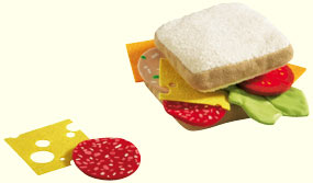 HABA Food <br>Sandwich