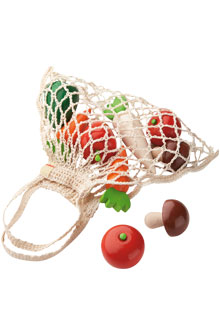 HABA Food <br>Shopping Net Vegetables