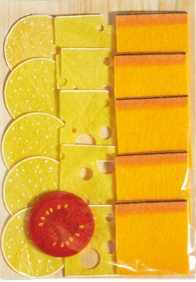 HABA Food <br>Sliced Cheese