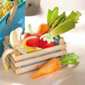 HABA Food <br>Vegetable Basket
