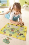 HABA Frame Puzzle <br>Orchard