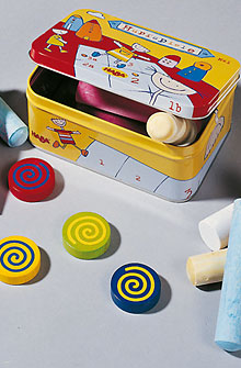 HABA Games <br>Jumping Games