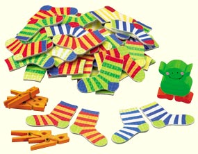 HABA Games <br>Lucky Sock Dip