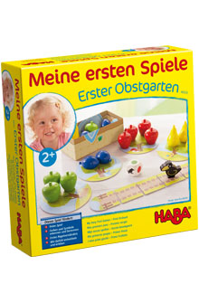 HABA Games <br>My First Orchard Game
