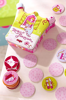 HABA Games <br>Princess Memo