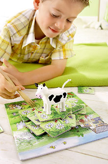 HABA Games <br>Wiggling Cow