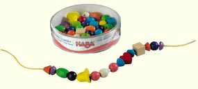 Haba Jewelry Beads <br>52 Piece Set