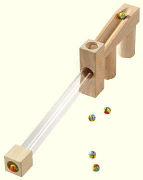 Haba Marble Runs <br>Glass Tunnel