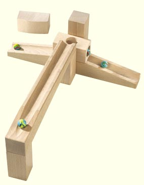 Haba Marble Runs <br>Random Blocks