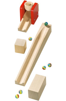 Haba Marble Runs <br>Tilting Bucket