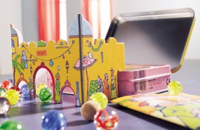 Haba Games <br>Marbles Game