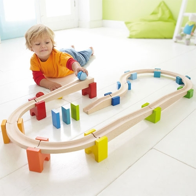 HABA My First <br>Ball Track <br>Large Basic Set