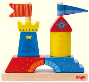 HABA <br>My Very First Games <br>Stacking and Construction