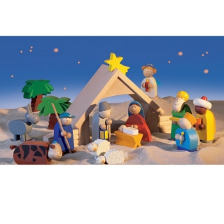Haba <br>Nativity Scene