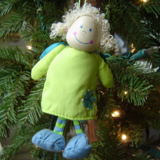 Haba Ornament <br>Lemona  Angel