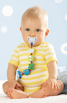 HABA Pacifier Chain <br>Hum-Hum