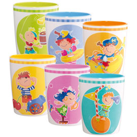 HABA <br>Pirate Tumblers