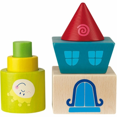 HABA Plug and <br>Pile the Royal Tower