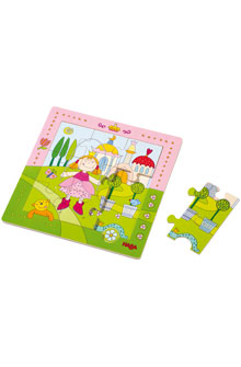 HABA <br>Princess <br>Discovery Puzzle