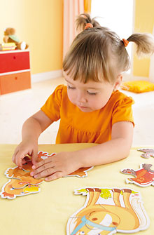 HABA Puzzles <br>Little Hand <br>Farm