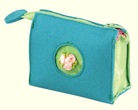 Haba <br>Rose Garden Wallet