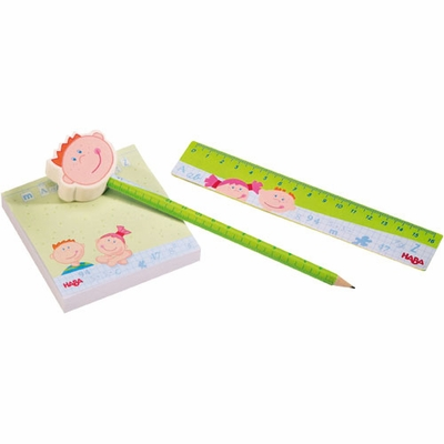 HABA Staionary Set <br>Lina and Linus