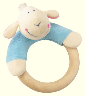 Haba Teething Ring <br>Nanni