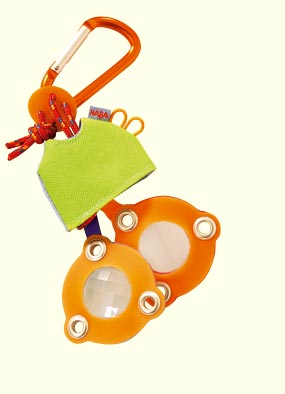 HABA Terra Kids <br>Pocket Magnifying Glass