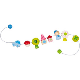 HABA Toys <br>Pixie's World Pram