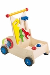 HABA Walker Wagon <br>Carpenter Pixie