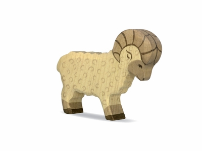 Holztiger Animals<br>Pigs, Sheep, Goats