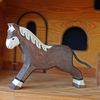 Holztiger Horse <br>Brown Running