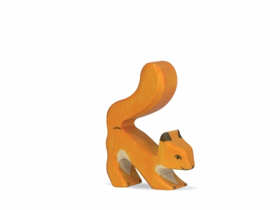 Holztiger <br>Red Squirrel
