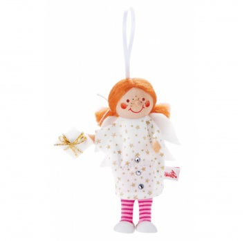 Kathe Kruse <br>Finger Puppet <br>White Angel