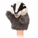 Folkmanis Puppet <br>Little Badger