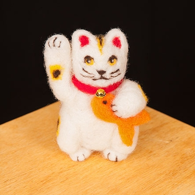 WoolPets <br>Maneki-Neco <br>Intermediate