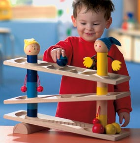 Marble Runs <br>for Tikes
