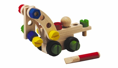 Plan Toys <br>30 Construction Set