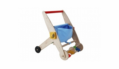 Plan Toys <br>Activity Cart