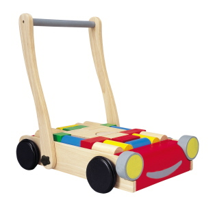 Plan Toys <br>Baby Walker