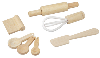 Plan Toys <br>Baking Utensils