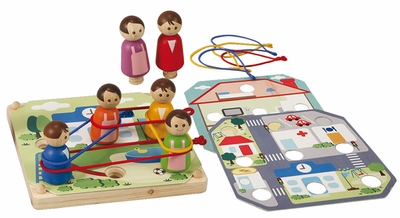 Plan Toys <br>Daily Activity Play