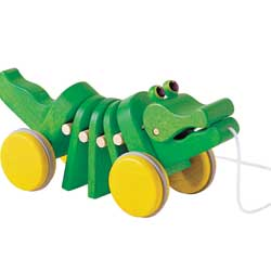 Plan Toys <br>Dancing Alligator