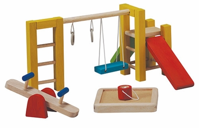 Plan Toys Dollhouse <br>Playground