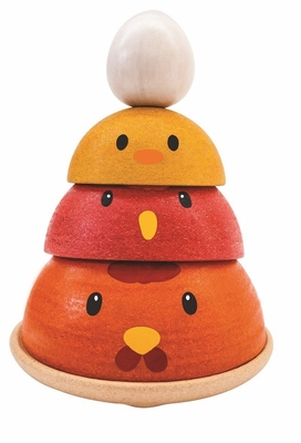 Plan Toys <br>Nesting Chicken