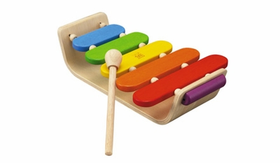Plan Toys <br>Oval  Xylophone