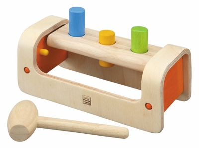 Plan Toys <br>Pounding Bench