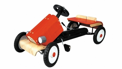 Plan Toys <br>Racing Car