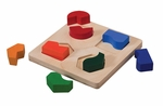 Plan Toys <br>Shape Matching Board