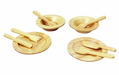 Plan Toys <br>Tableware Set